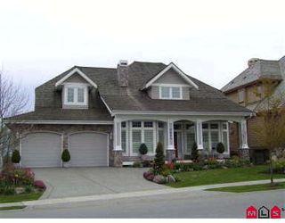 Photo 1: Morgan Creek - 3694 156A ST in Surrey: Morgan Creek House for sale (White Rock & District)  : MLS®# Morgan Creek