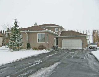 Main Photo: 66 LARCH Bay in Oakbank: Anola / Dugald / Hazelridge / Oakbank / Vivian Single Family Detached for sale (Winnipeg area)  : MLS®# 2618867