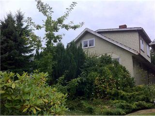 Photo 1: 1995 WHYTE AV in Vancouver: Kitsilano House for sale (Vancouver West)  : MLS®# V910353