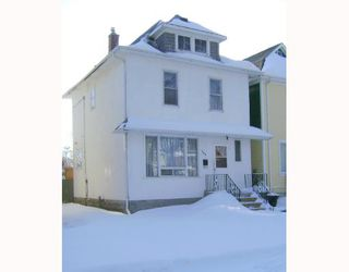 Photo 1: 304 INKSTER Boulevard in WINNIPEG: North End Residential for sale (North West Winnipeg)  : MLS®# 2803123