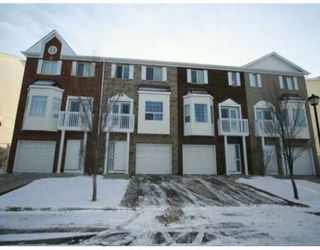 Photo 1:  in CALGARY: Citadel Townhouse for sale (Calgary)  : MLS®# C3247381