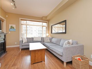 "Photo 3: 272 8328 207A Street in Langley: Willoughby Heights Condo for sale in ""Yorkson Creek"" : MLS®# R2417245"