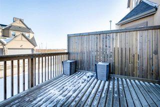 Photo 36: 3 1720 GARNETT Point in Edmonton: Zone 58 House Half Duplex for sale : MLS®# E4192375