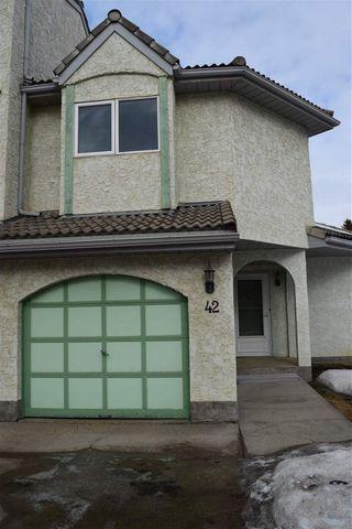Photo 3: 42 9520 174 Street in Edmonton: Zone 20 Townhouse for sale : MLS®# E4192629