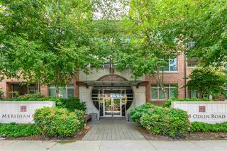 Photo 1: 333 9288 ODLIN ROAD in Richmond: West Cambie Condo for sale : MLS®# R2456015