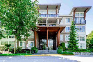 Photo 1: 409 6628 120 STREET in Surrey: West Newton Condo for sale : MLS®# R2463342