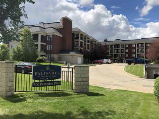 Photo 1: 337 300 Palisades Way: Sherwood Park Condo for sale : MLS®# E4208532