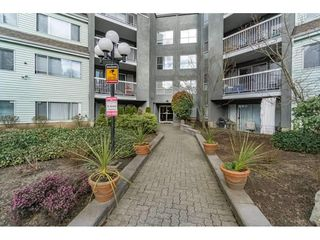 """Photo 1: 108 5700 200 Street in Langley: Langley City Condo for sale in """"Langley Village"""" : MLS®# R2482231"""