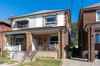 Photo 1: 467 Jane Street in Toronto: Runnymede-Bloor West Village House (2-Storey) for sale (Toronto W02)  : MLS®# W4952845