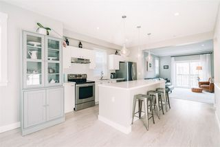"""Photo 1: 26 19572 FRASER Way in Pitt Meadows: South Meadows Townhouse for sale in """"COHO II"""" : MLS®# R2521268"""