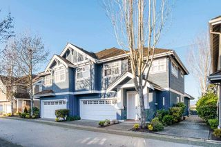 "Main Photo: 8 3591 GRANVILLE Avenue in Richmond: Terra Nova Townhouse for sale in ""Sherwood West - Quilchena Golf & Country Club"" : MLS®# R2532653"