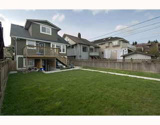 Photo 10: 955 W 17TH Ave in Vancouver: Cambie House for sale (Vancouver West)  : MLS®# V639695