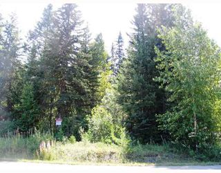 Main Photo: LOT 1 ROBERTA Road in Quesnel: Quesnel Rural - South Land for sale (Quesnel (Zone 28))  : MLS®# N171021