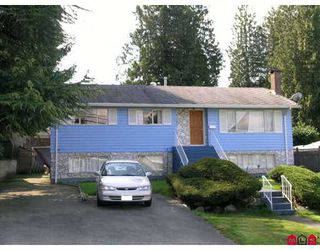 "Photo 1: 11554 96A Avenue in Surrey: Royal Heights House for sale in ""Royal Heights"" (North Surrey)  : MLS®# F2710375"