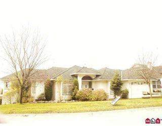 Photo 1: 35619 DINA Place in Abbotsford: Abbotsford East House for sale : MLS®# F2728107