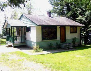 Main Photo: 24708 100TH Avenue in Maple_Ridge: Albion House for sale (Maple Ridge)  : MLS®# V694844