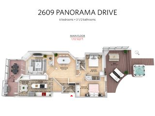 """Photo 19: 2609 PANORAMA Drive in North Vancouver: Deep Cove House for sale in """"Deep Cove"""" : MLS®# R2393630"""