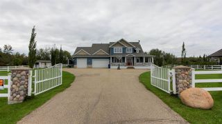 Photo 1: #4 27314 TWP RD 534: Rural Parkland County House for sale : MLS®# E4173771