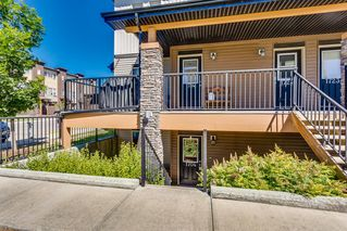 Photo 2: 1704 2461 BAYSPRINGS Link SW: Airdrie Row/Townhouse for sale : MLS®# A1010351