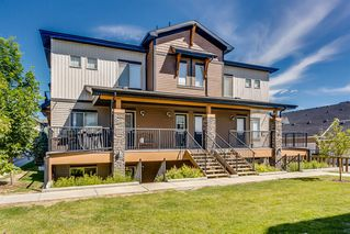 Photo 1: 1704 2461 BAYSPRINGS Link SW: Airdrie Row/Townhouse for sale : MLS®# A1010351