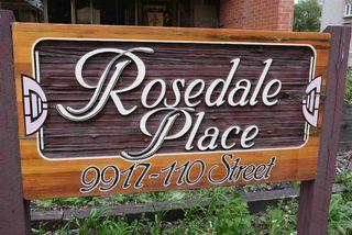 Photo 2: 807 9917 110 Street in Edmonton: Zone 12 Condo for sale : MLS®# E4210470