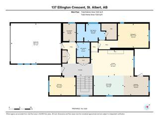 Photo 45: 137 ELLINGTON Crescent: St. Albert House for sale : MLS®# E4220621