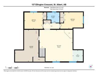Photo 46: 137 ELLINGTON Crescent: St. Albert House for sale : MLS®# E4220621