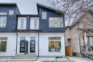 Main Photo: 1 2412 24A Street SW in Calgary: Richmond Row/Townhouse for sale : MLS®# A1054988