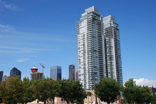 Main Photo: 2402 1122 3 Street SE in Calgary: Beltline Apartment for sale : MLS®# A1063464