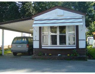 "Main Photo: 4496 SUNSHINE COAST Highway in Sechelt: Sechelt District Manufactured Home for sale in ""BIG MAPLE"" (Sunshine Coast)  : MLS®# V665551"