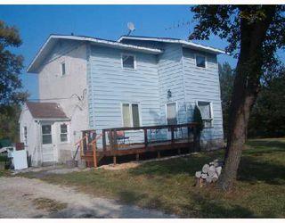 Photo 1: 1 MAIN Street in LIBAU: East Selkirk / Libau / Garson Single Family Detached for sale (Winnipeg area)  : MLS®# 2716446