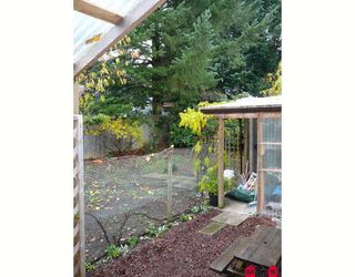 "Photo 16: 32723 SWAN Avenue in Mission: Mission BC House for sale in ""CHRISTINE MORRISON"" : MLS®# F2728788"