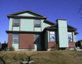 Main Photo:  in CALGARY: Deer Ridge Residential Attached for sale (Calgary)  : MLS®# C3159990