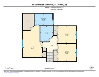 Photo 33: 87 Glenhaven Crescent: St. Albert House for sale : MLS®# E4178501