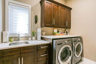 Photo 21: 3413 WATSON Place in Edmonton: Zone 56 House for sale : MLS®# E4186187