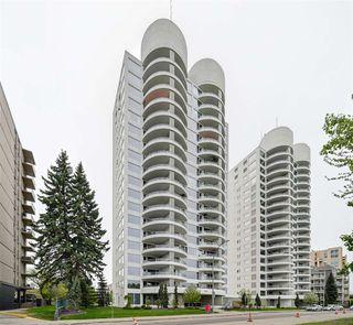 Photo 3: 402 10721 Saskatchewan Drive in Edmonton: Zone 15 Condo for sale : MLS®# E4198639