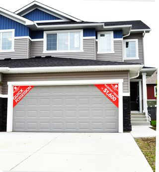 Photo 1:  in Edmonton: Zone 28 House Half Duplex for sale : MLS®# E4199332