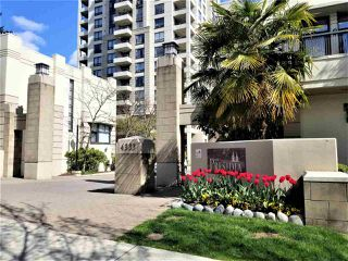 """Main Photo: 1403 4333 CENTRAL Boulevard in Burnaby: Metrotown Condo for sale in """"The Presidia"""" (Burnaby South)  : MLS®# R2467452"""