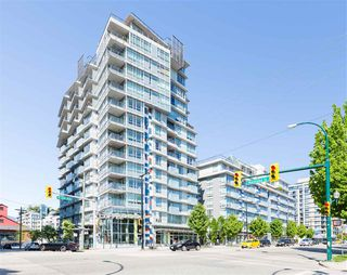 Main Photo: 1203 89 W 2ND Avenue in Vancouver: False Creek Condo for sale (Vancouver West)  : MLS®# R2473642