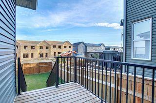 Photo 21: 44 Emberside Place: Cochrane Semi Detached for sale : MLS®# A1036728