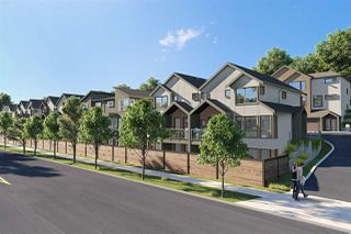 "Photo 1: 9 1412 PIPELINE Road in Coquitlam: Westwood Plateau Townhouse for sale in ""HAYAT RESIDENCES"" : MLS®# R2507624"