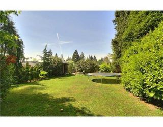 Photo 3: 635 BURLEY DR in West Vancouver: House for sale : MLS®# V829621