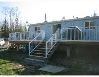 "Photo 8: 19450 CHIEF LK Road in Prince_George: N76CH Manufactured Home for sale in ""CHIEF LAKE"" (PG Rural North (Zone 76))  : MLS®# N172232"