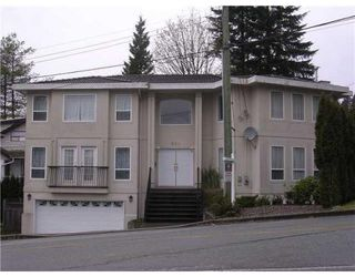 Photo 1: 631 ALDERSIDE RD in Port Moody: House for sale : MLS®# V852913