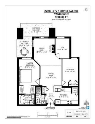 """Photo 19: 228 5777 BIRNEY Avenue in Vancouver: University VW Condo for sale in """"Pathways"""" (Vancouver West)  : MLS®# R2394918"""