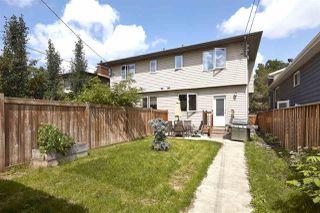Photo 23: 10719 72 Avenue in Edmonton: Zone 15 House Half Duplex for sale : MLS®# E4177405