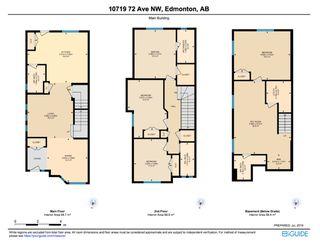 Photo 2: 10719 72 Avenue in Edmonton: Zone 15 House Half Duplex for sale : MLS®# E4177405