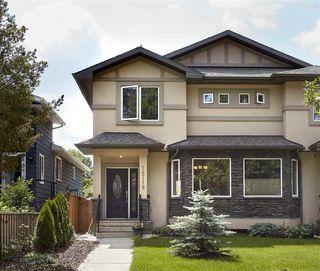 Photo 1: 10719 72 Avenue in Edmonton: Zone 15 House Half Duplex for sale : MLS®# E4177405