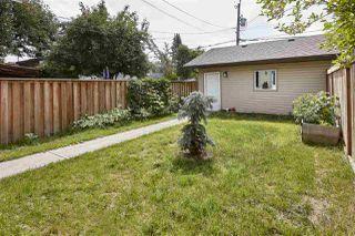 Photo 26: 10719 72 Avenue in Edmonton: Zone 15 House Half Duplex for sale : MLS®# E4177405