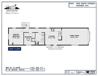 """Photo 15: 219 1840 160 Street in Surrey: King George Corridor Manufactured Home for sale in """"Breakaway Bays"""" (South Surrey White Rock)  : MLS®# R2436590"""